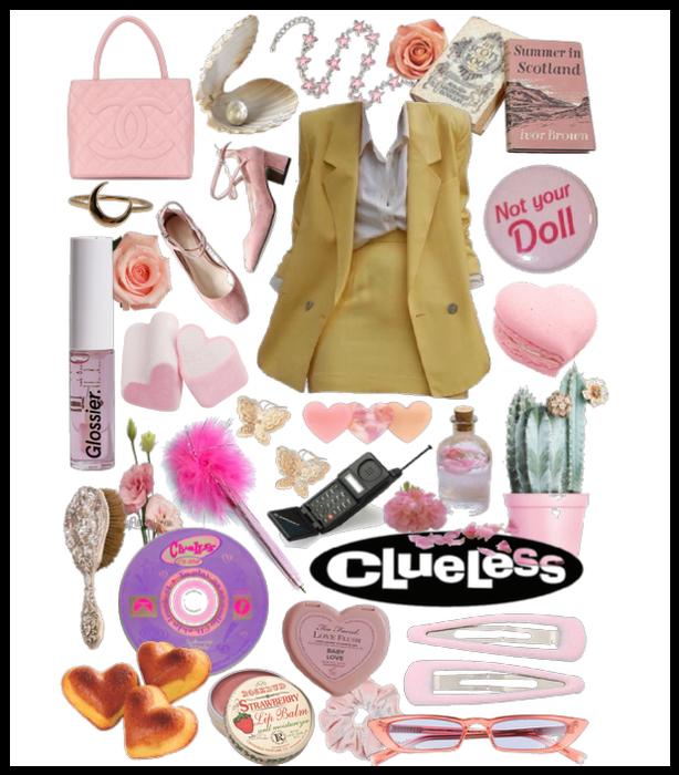 clueless girl