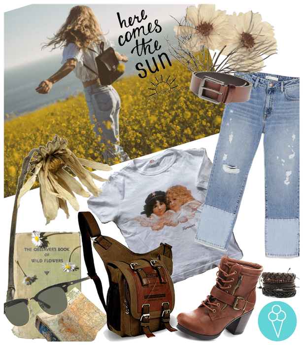 # Here comes the Sun # Summer into fall # Shoplook