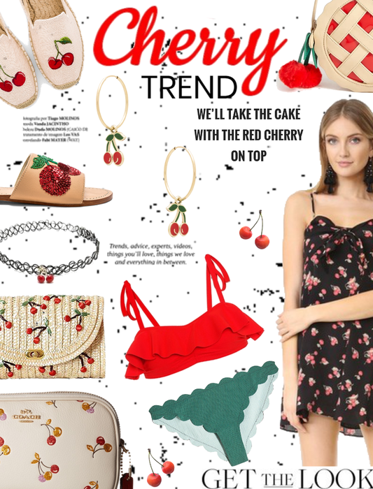 Summer Trends: Cherry on Top