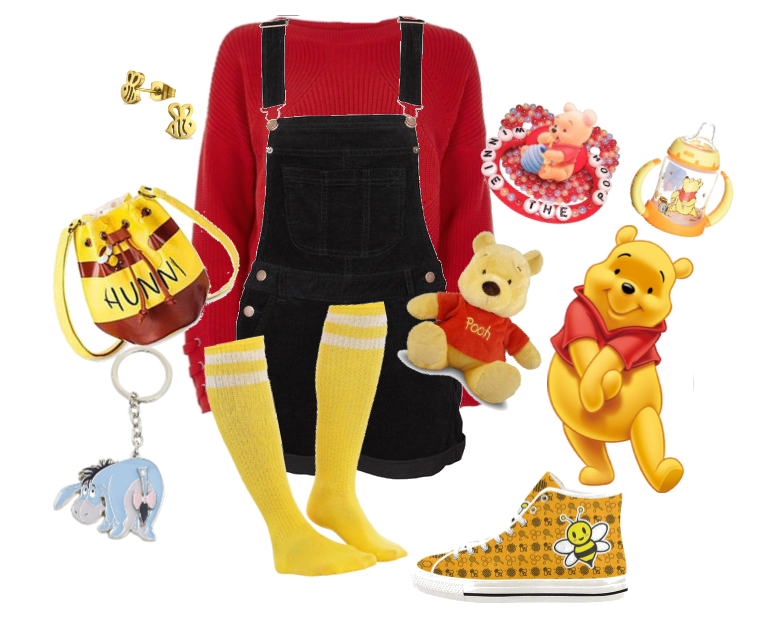 Winnie The Pooh (Littlespace)