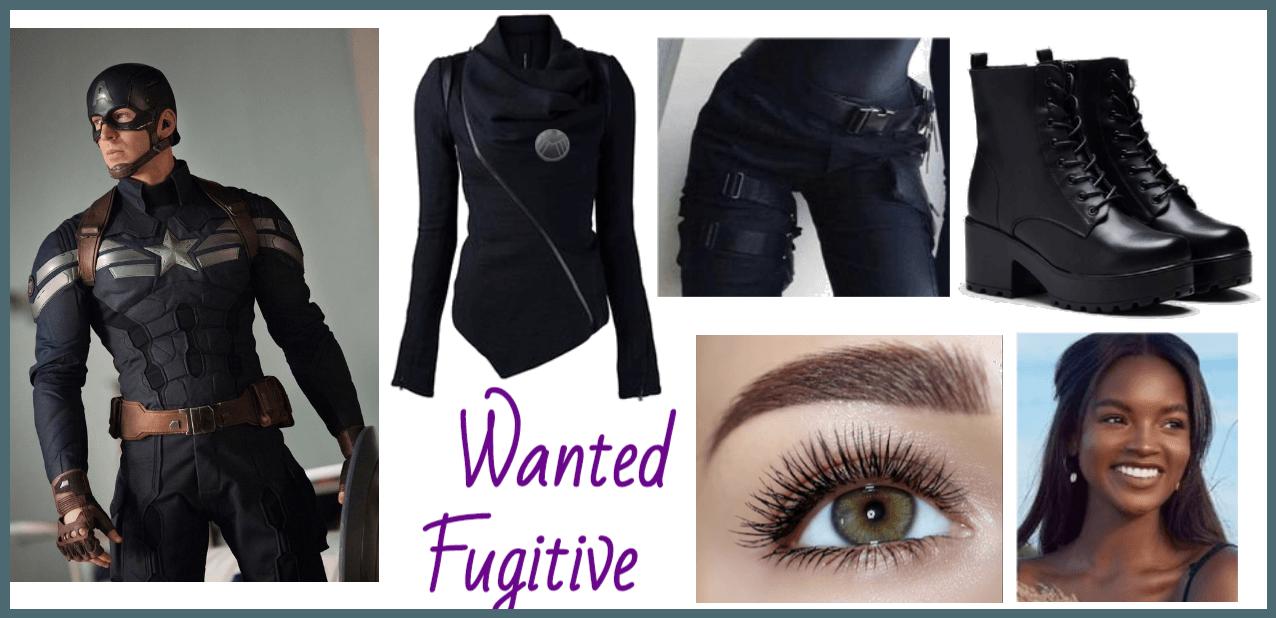 Wanted Fugitive