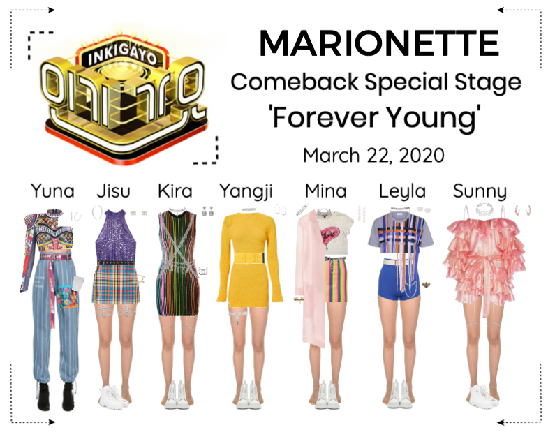 MARIONETTE (마리오네트) [INKIGAYO] Special Stage