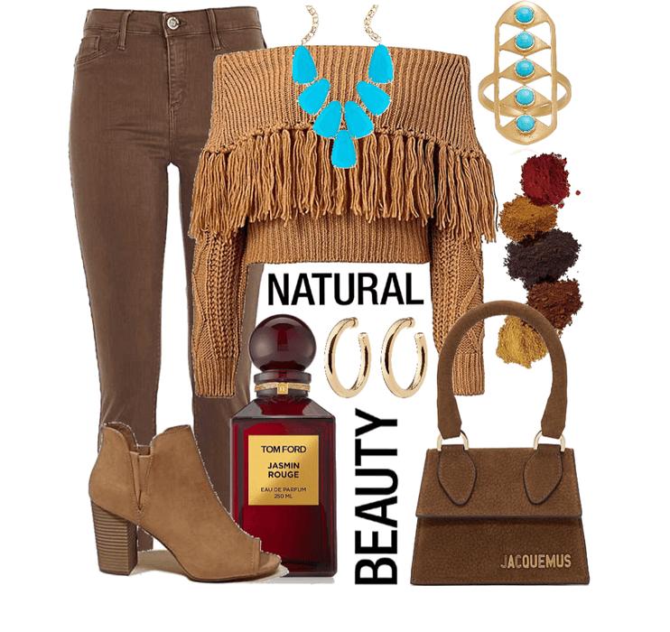 DISNEYBOUND: Pocahontas Style (Fall/Winter)