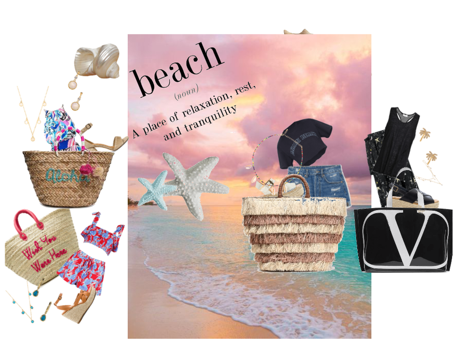 4 beach out fits that will make you look good