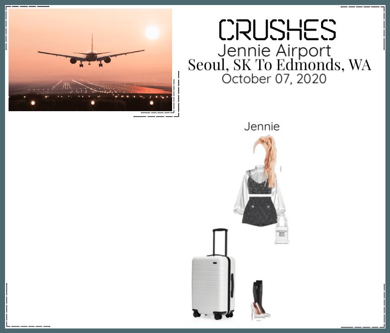 Crushes (호감) Jennie Airport