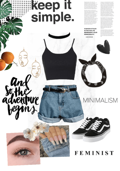 Cool minimalism