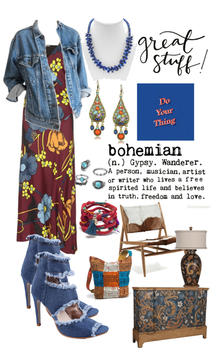 Feelin Bohemian