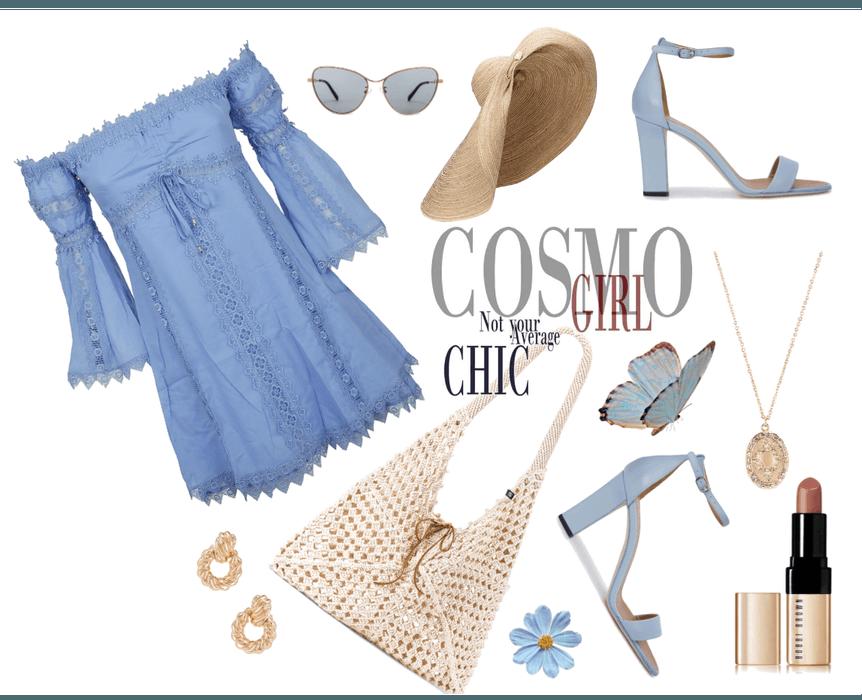 Baby Blue Summer