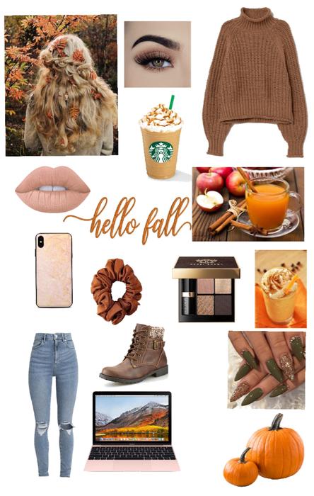 I 🧡 Fall