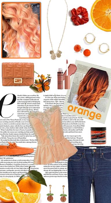 Outstanding Oranges