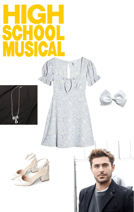 high school musical Gabriella