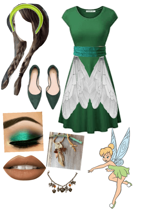 Tinkerbell daughter