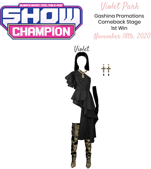 VioletPark _ Show Champion Performance