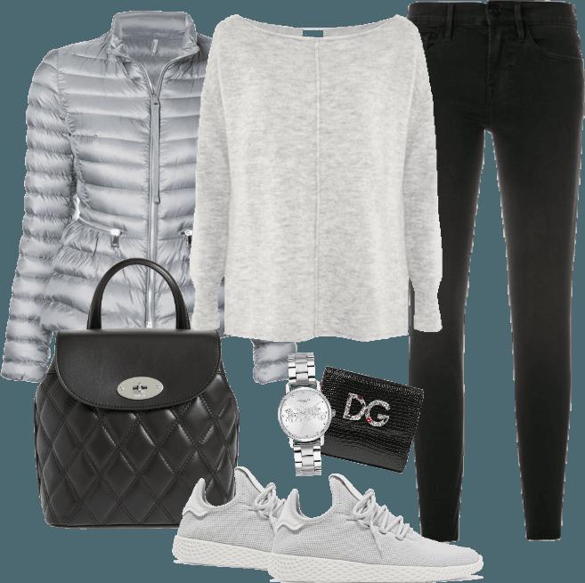 Casual Grey
