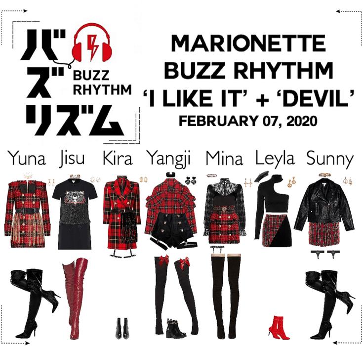 MARIONETTE (마리오네트) Buzz Rhythm