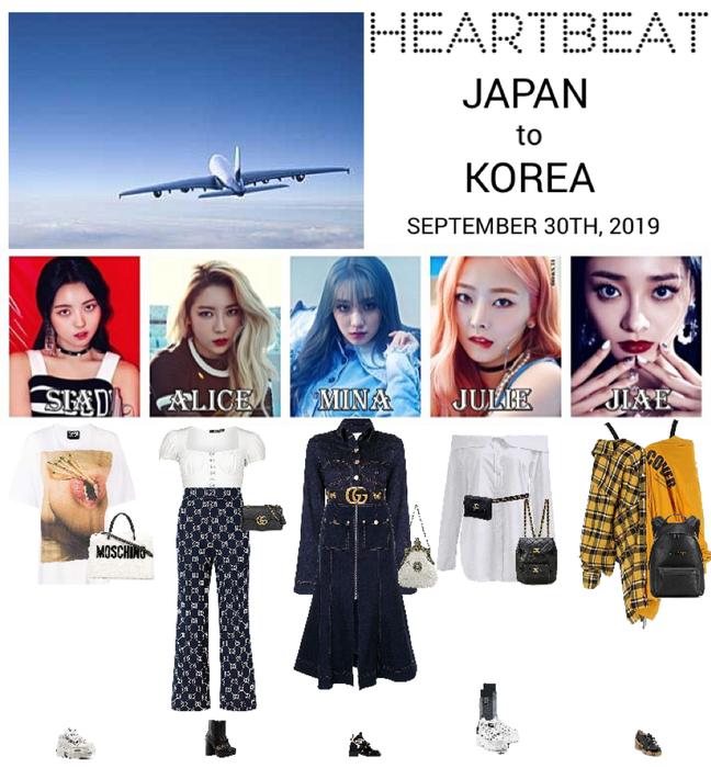 [HEARTBEAT] AIRPORT   JAPAN TO KOREA