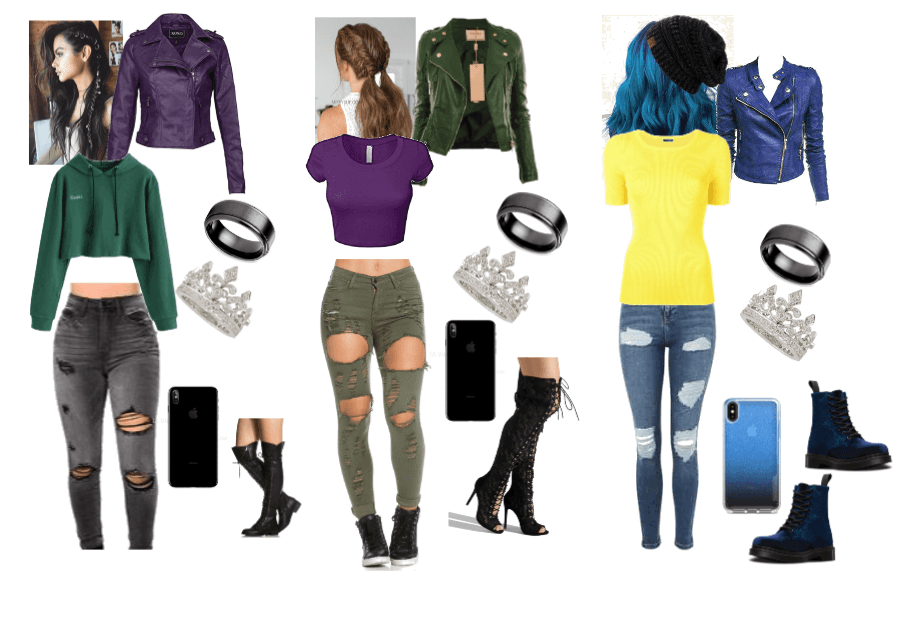 Inspired Outfits