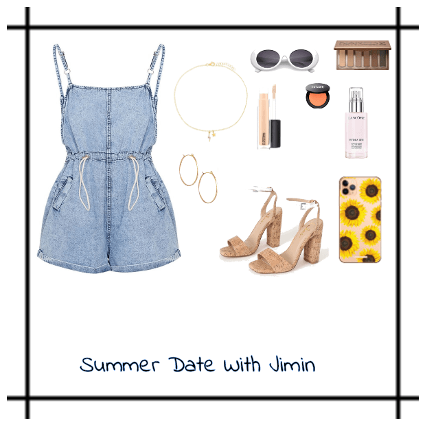 Summer Date With Jimin
