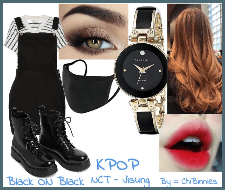 BLACK ON BLACK - NCT