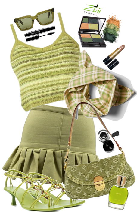Summer Chartreuse