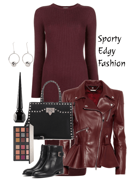 Sporty Edgy