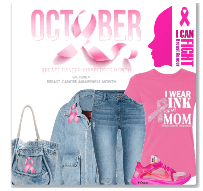 pink october - for my good friend