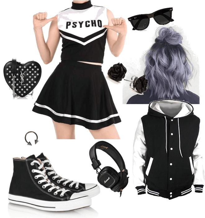 Punky Cheerleader