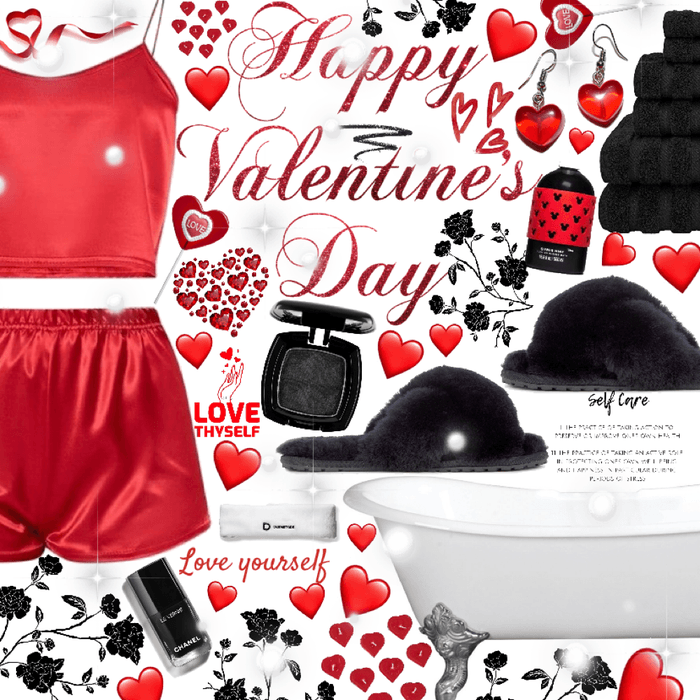 Self Care Valentine