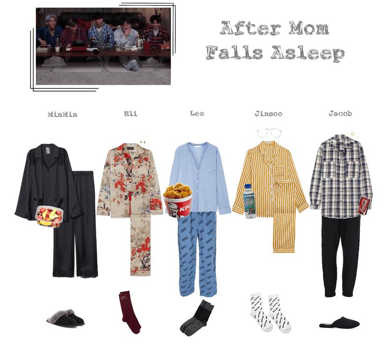 Zus//After Mom Falls Asleep