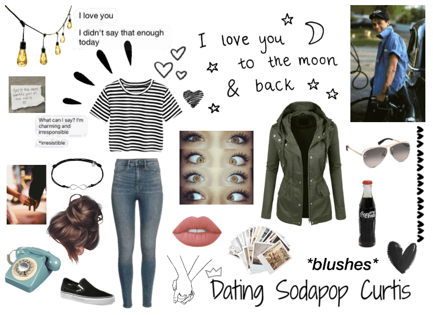 Dating Sodapop Curtis