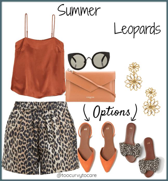 Summer Leopards
