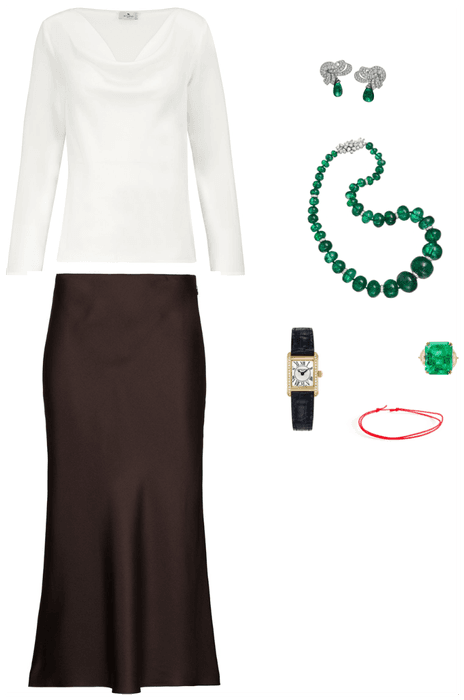 Emeralds and Classiness