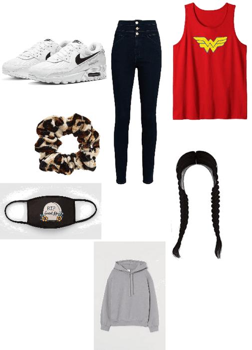 an apocalypse outfit