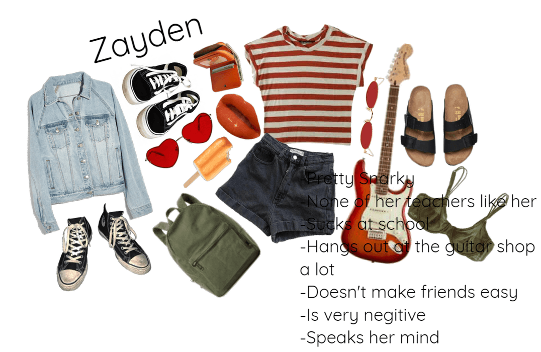 Would you be friends with Zayden
