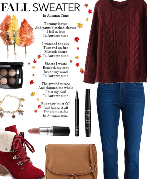 fall sweater weather