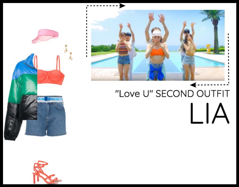 """Love U"" MV SECOND LOOK"