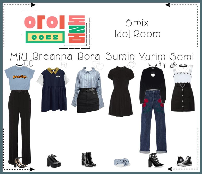 《6mix》Idol Room