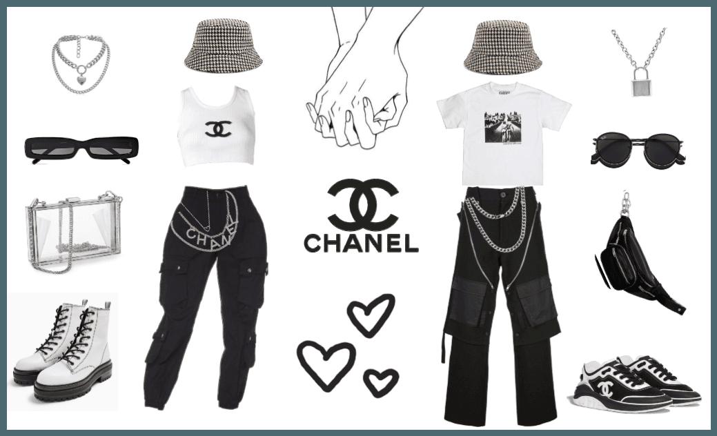 Chanel Couple