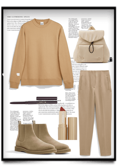 How to Style *Zara Russia Style*