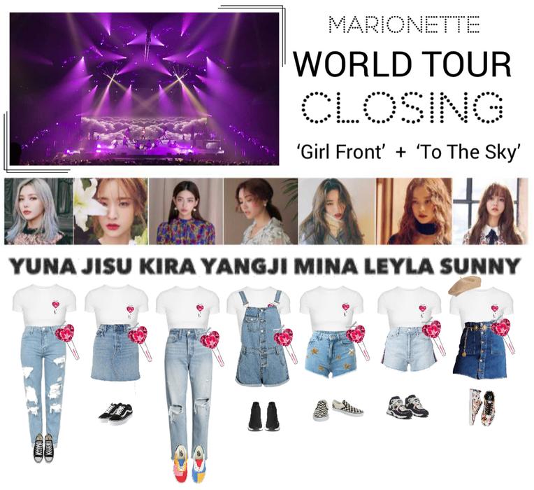 {MARIONETTE} World Tour Tokyo Concert