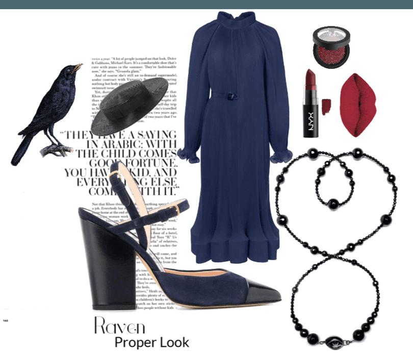 Raven Proper Look