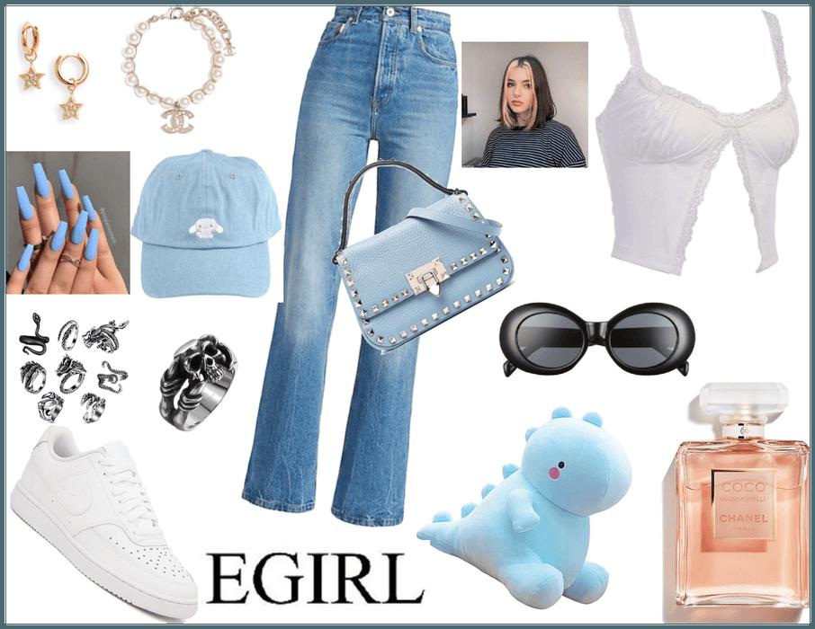 E Girl #trending #EGIRL