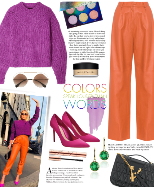 Street Style in Colors