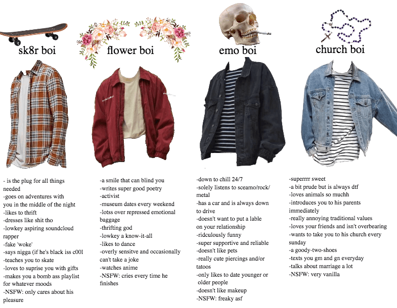 choose your fighter: boi edition