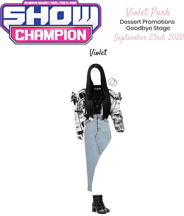 VioletPark _ Dessert _ Show Champion
