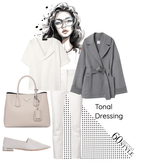 60 Second Style - Tonal Dressing