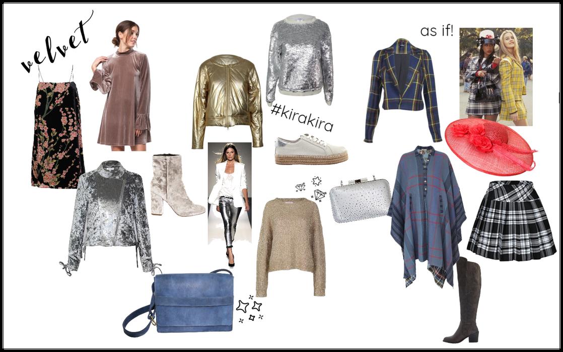 Fall/Winter 2018 Fashion Trends