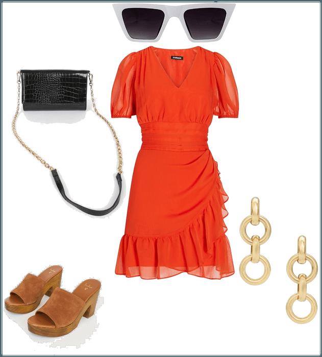 Oh so orange