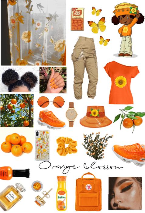 Orange Blossom🍊🧡