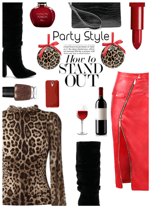 Party style: How to stand out